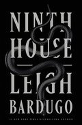 Ninth House by Leigh Bardugo / a snake slithering through the title